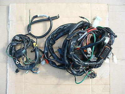 Daelim S1 125 2014 Mod Main Electrical Harness Good Condition