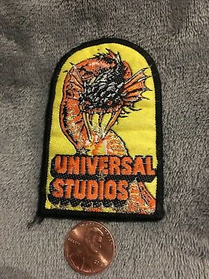 Universal Studios - Dragon - Embroidered Patch