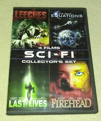 Sci-Fi Collector's Set: Volume 4 (DVD,2010)