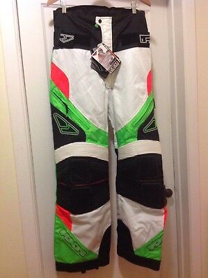 FXR Racing Ski Board Snowmobile Pants Sz M NWTS