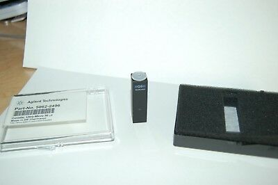 Agilent Quartz Ultra-Micro Cuvette Cell, 50 ul, Stoppered 5062-2496