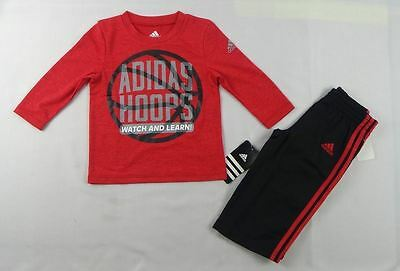 adidas Baby Boys' set, Training set size 12,18 months