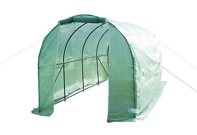 Walk In Greenhouse 15'x7'x7' Large Green House Hot House Plant Gardening