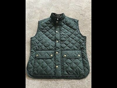 Barbour Lowerdale Quilted Vest Size XXL Color Dark Green Men's Size XXL