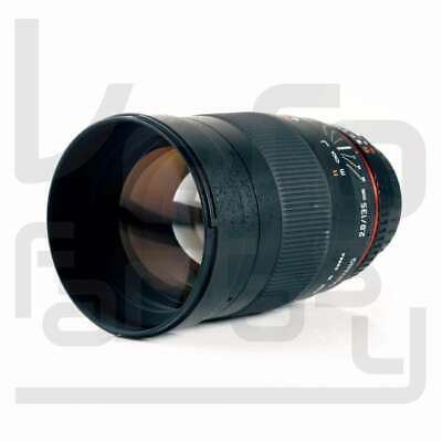 SALE Samyang 135mm F/2.0 ED UMC Lens for Sony E-Mount