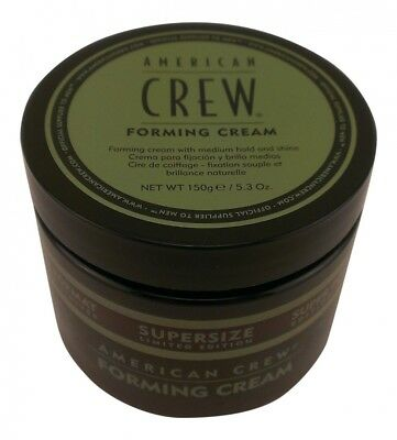 American Crew Forming Cream Supersize (150g). Shipping Included