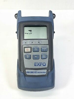 EXFO PPM-350C-VZ1 Pon Power Meter - Fast Shipping !!
