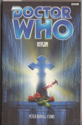 Doctor Who - Asylum. Tom Baker's Doctor, PDA. 1st edn VGC! % to charity event!