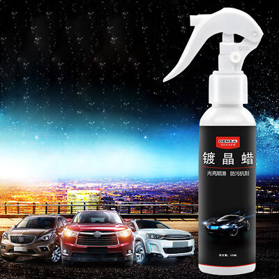 120ml Anti-scratch Car Liquid Ceramic Coat Super Hydrophobic Glass Spray Coating