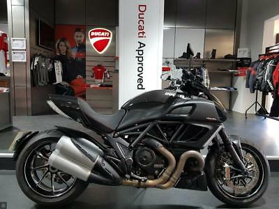 Ducati Diavel Carbon ***very Low Mileage