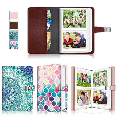 Wallet Photo Album For Fujifilm Instax Wide 300 / Polaroid OneStep 2 64 Pockets