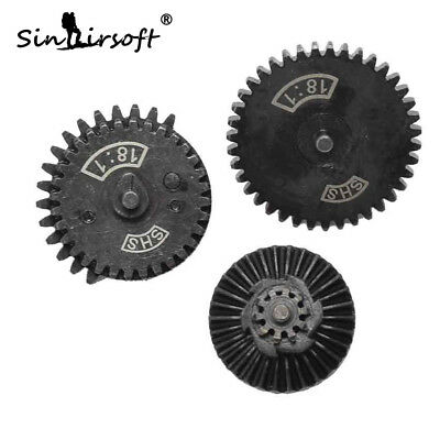SHS 18:1 New Design CNC Normal Speed for Ver.2 / 3 AEG Airsoft Gearbox Hunting