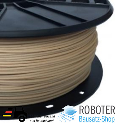 Your Droid Wood Filament Sample 1.75mm 60g