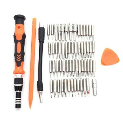 62 in 1 Precision Screwdriver Set with 56 Bit Magnetic Screwdriver Kit Prof X8F9