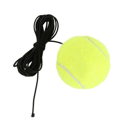 Elastic Rubber Band Tennis Ball Single Practice Training Belt Line Cord Supreme