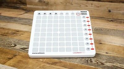 Launchpad Novation Limited edition white