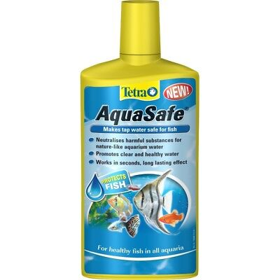 Tetra Aquasafe 50ml 250ml 500ml 1000ml  Water tap conditioner