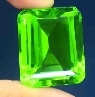 Bumper Offer 83.65 Ct EGL Certified Impressive Green Moldavite Gemstone BU147