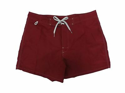 Costume Sundek Burgundy Mare Uomo Man M502BDTA100 - BS/RB - LOW RISE