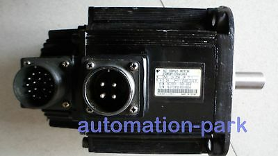 Used 1 piece Yaskawa SGMGH-09ACA61 Servo Motor Tested In Good Condition