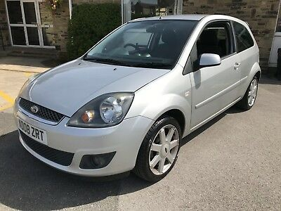 2008/08 Ford Fiesta 1.25 Zetec Climate