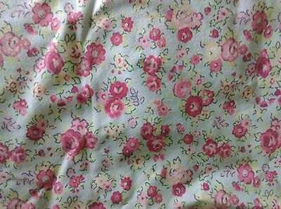 toddler cot bed bedding girls vintage flower country cute