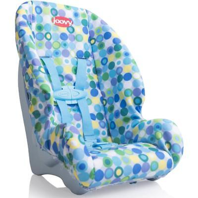 Joovy Toy Booster Car Seat Doll Accessory Blue