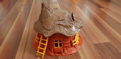 Schlumpfhaus Bully Variante Rohling Smurfhouse Variation Puffi Pitufo Schtroumpf