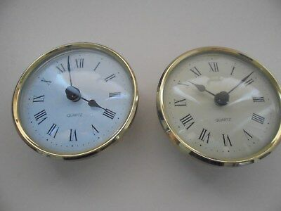 Set of 2 Clock Faces