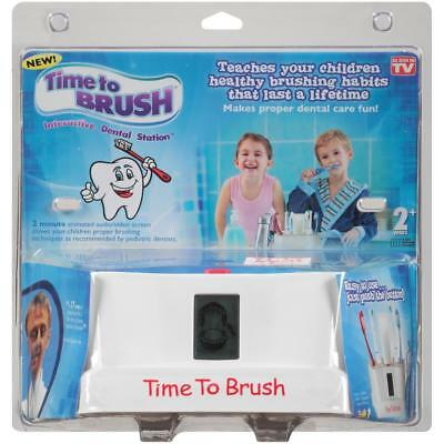 Time to Brush Interactive Dental Station 2+ Years