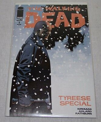 The Walking Dead: Tyreese Special NM (October 2013, Image)