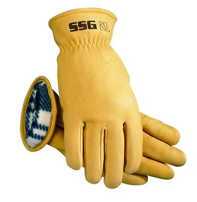 (11, Black) - SSG The Winter Rancher Glove. SSG Riding Gloves. Free Delivery