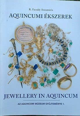 Jewellery in Aquincum - Hungarian Roman Archaeology