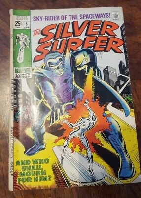 SILVER SURFER  lot of 3