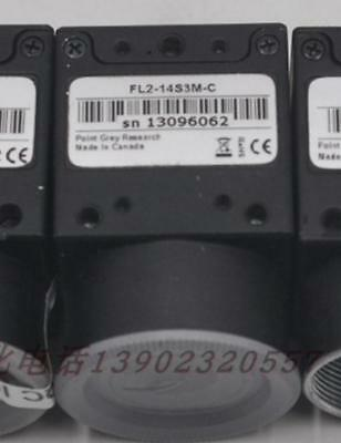 Used Good Point Grey FL2-14S3M-C CAMERA #ship by EXPRESS