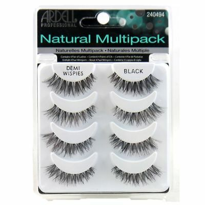 Ardell Multipack Demi Wispies Black Echthaar - Wimpern