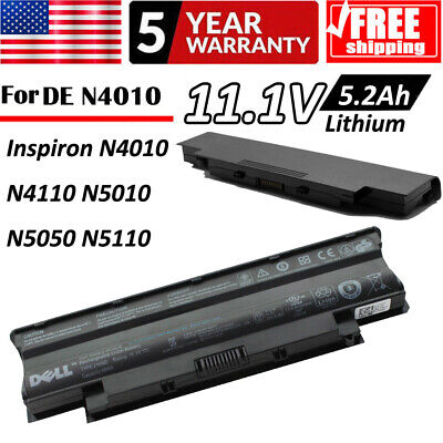 New Dell Battery Type J1KND 11.1V 48Wh Laptop Computer Battery KBTSHOP