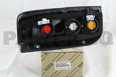 8155195J10 Genuine Toyota LENS, REAR COMBINATION LAMP, RH 81551-95J10