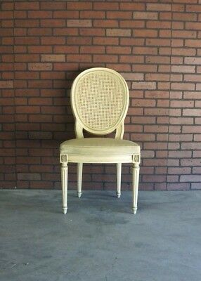 Cane Side Chair ~ Dining Chair ~ Accent Chair ~ French Regency Chair by Henredon
