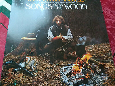 LP Jethro Tull Songs from the wood