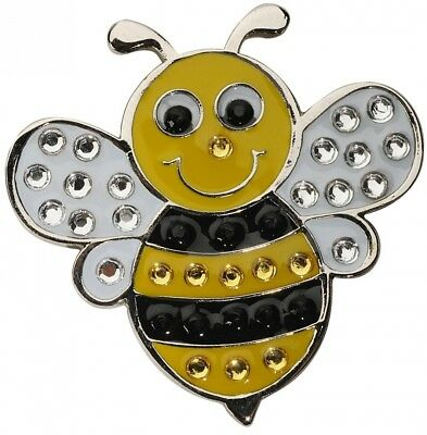 Navika Bumble Bee. Crystal Ball Marker with Hat Clip. Navika USA Inc.
