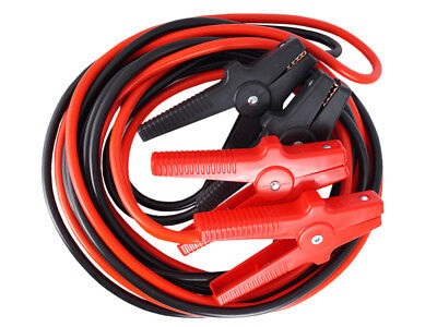 Carmotion Heavy Duty 600A 6M Jump Leads Booster Battery Cables 6V/12V/24V