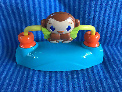 Bright Starts Bounce Bounce Baby Jumper Spinner Monkey Toy Replacement Part