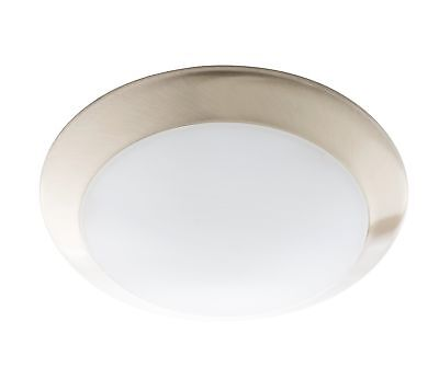 Westgate 15W 6 Inch Dimmable Disk LED Surface Mount Downlight-Bronze Finish