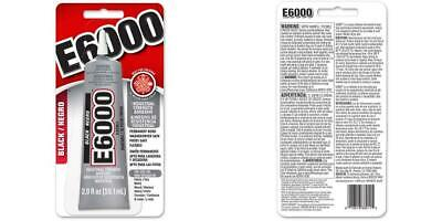 Eclectic Products E6000 237039 Multipurpose Adhesive, Black, 2 oz