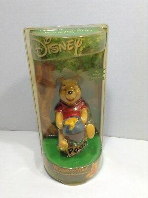 Disney Bobble Head Winnie The Pooh Bear Nrfb  Only One!