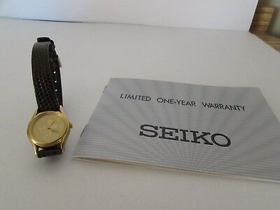 Seiko - Mickey Mouse - The Goodwill Ambassador of the World watch