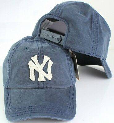 American Needle MLB New York Yankees New Timer Slouch Retro Snapback Cap