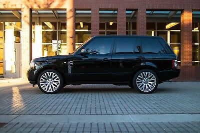 2011 Land Rover Range Rover Supercharged Autobiography 2011 Land Rover Range Rover