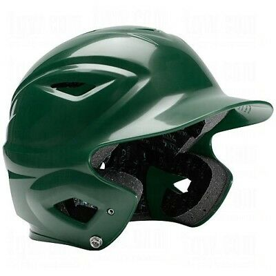 (6 1/2 - 7 1/2, Dark Green) - All Star Adult System 7 Osfa Batting Helmets